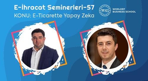 Webinar 57   Ömer Balkaya - E-Ticarette Yapay Zeka