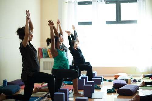 Single Class: Prenatal Yoga For Your Mind, Body and Baby