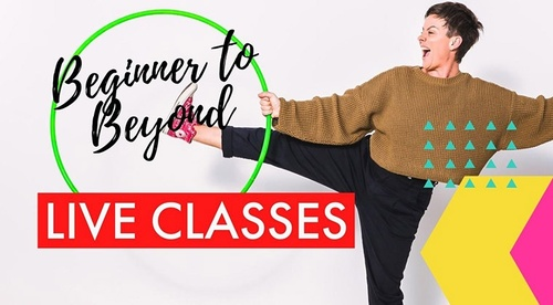 November 2020 Live Classes Beginners to Beyond