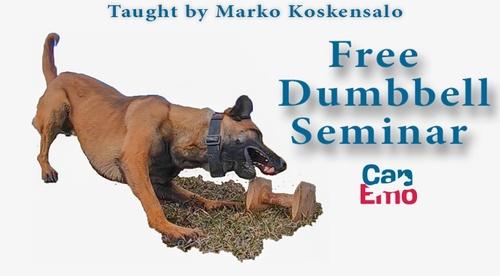 Free Dumbbell Seminar