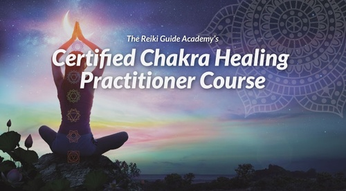Certified Chakra Healing Practitioner Course - October 2020
