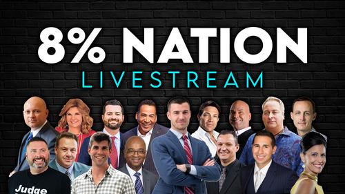 8% Nation 2020