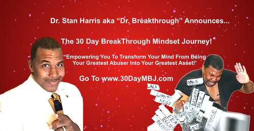 30 Day Mindset Breakthrough Journey