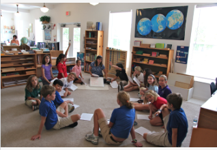 You Can Teach It All: Managing the Elementary Montessori Curriculum Cohort 10