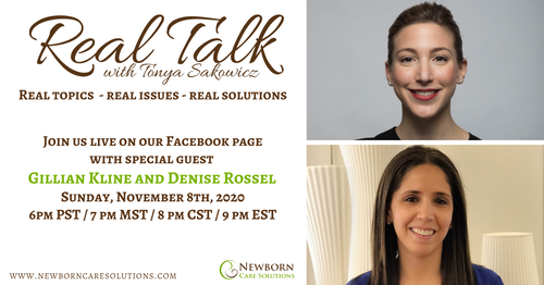 Real Talk with Gillian Kline and Denise Rossel