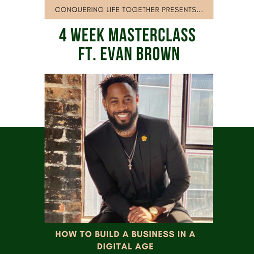 Business Foundations w/ Coach Evan Brown