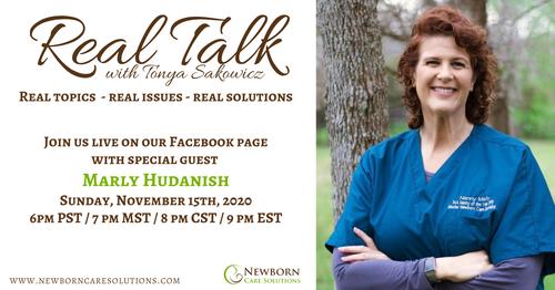 Real Talk with Marly Hudanish