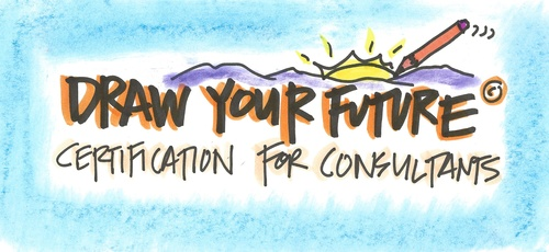 Draw Your Future Certification for Consultants- Next Class Starts February 2, 2021 7:30AM CST