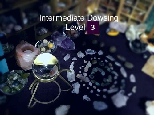 Intermediate Dowsing Level 3