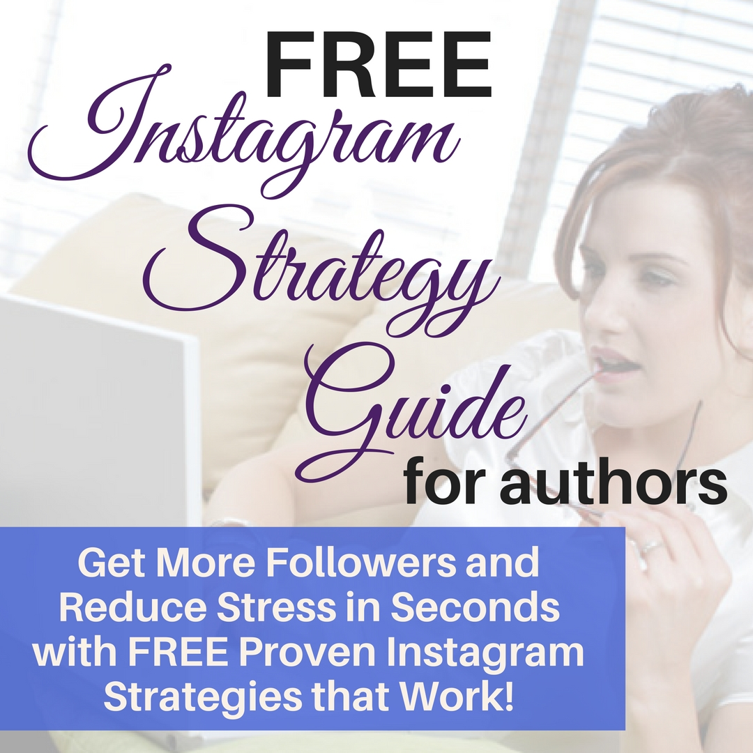 Instagram Strategy Guide for Authors