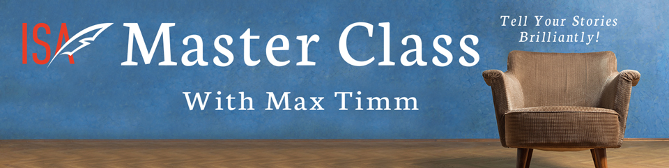 Master Class with Max Timm