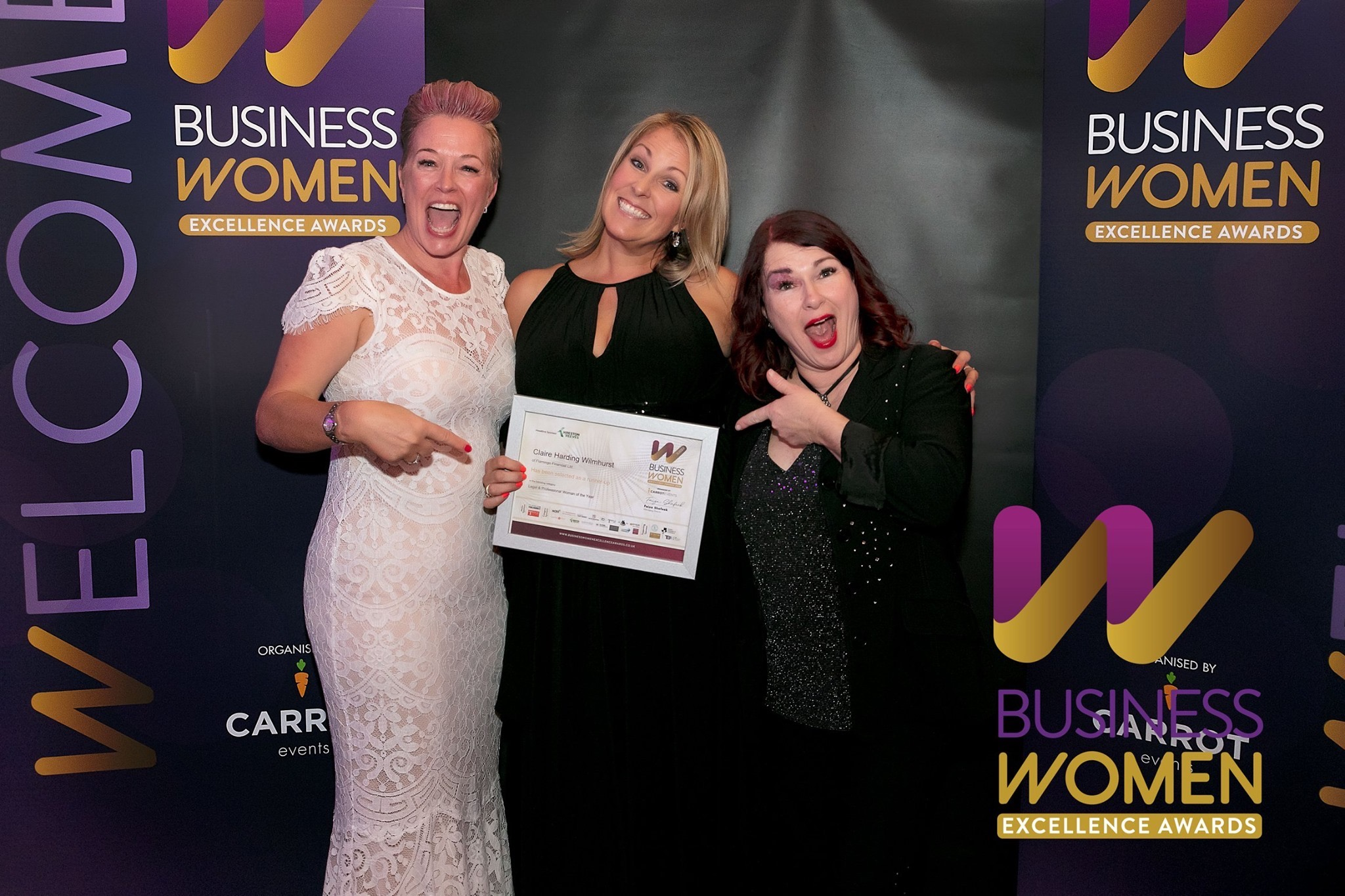 Learn how to win awards with Nicky and Sara