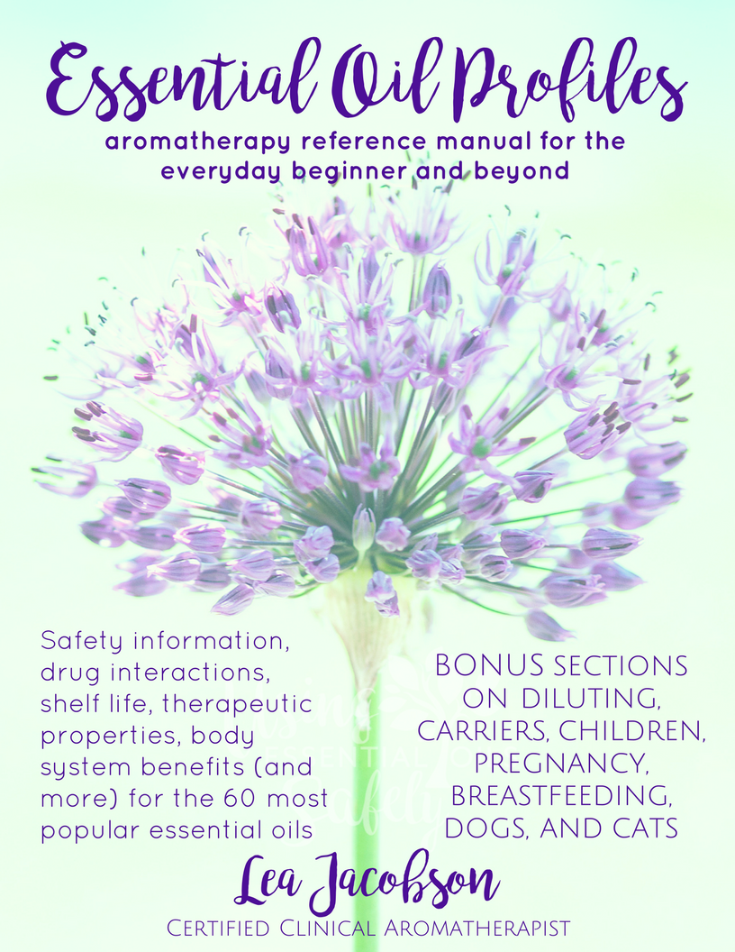 Essential oil profiles ebook essential oil profiles aromatherapy reference manual for the everyday beginner and beyond fandeluxe