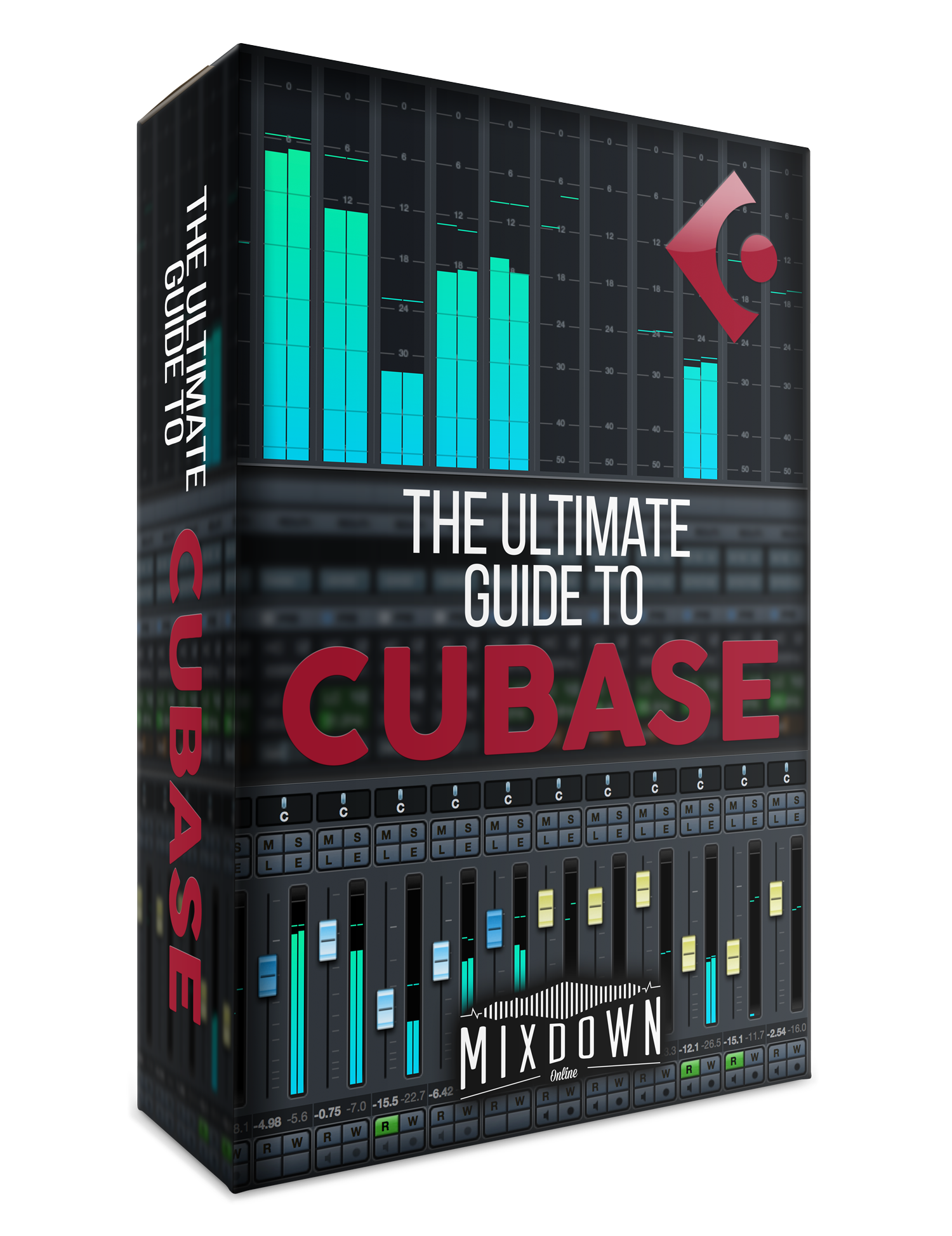 THE ULTIMATE GUIDE TO CUBASE