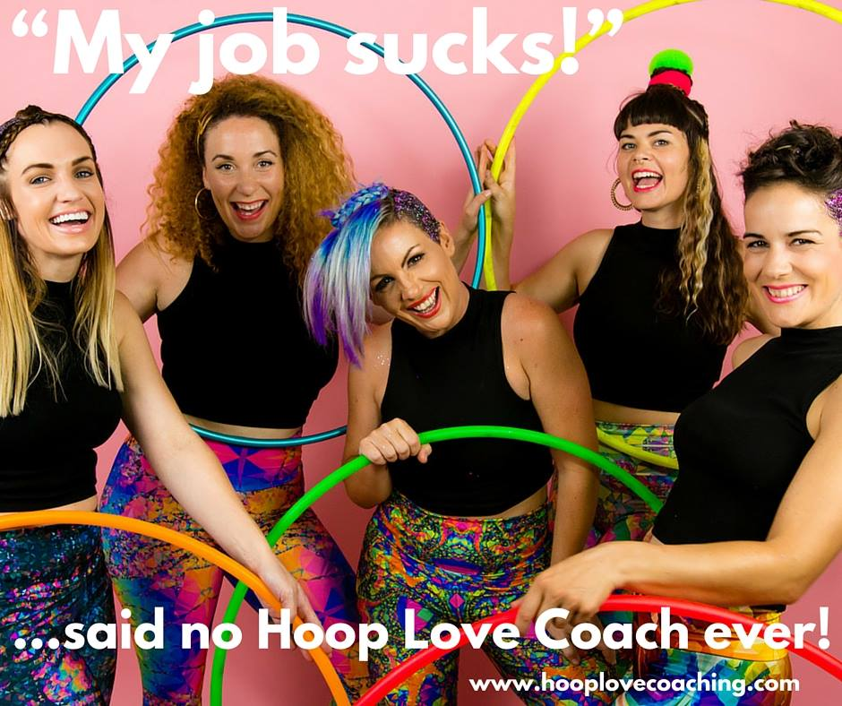Hoop Love Coach Training Hula Hooper Group Shot