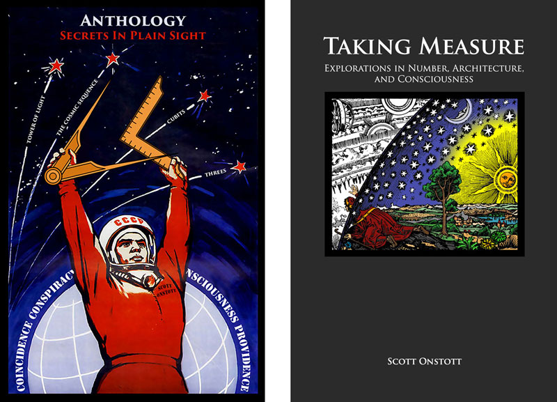 cover images of Anthology: Secrets In Plain Sight and Taking Measure