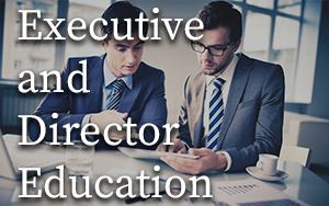 Executive and Director Education