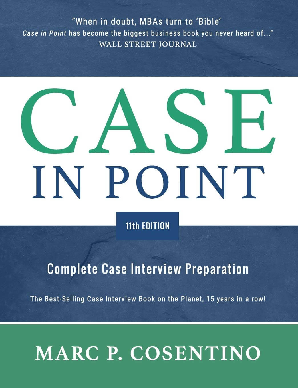 Case in Point Book Cover