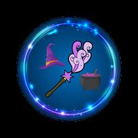Le cercle enchanté - Baguette magique - Diane Enchanteresse en Santé