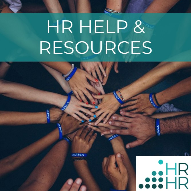 HR Help and Resources