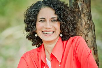Instrutora Angélica Rodrigues Santos
