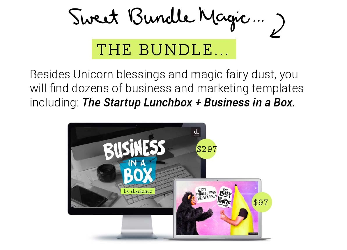 Business in a box bundle 60 business marketing templates your audience should be jazzed to jump into your newest opt ins e course material or coaching workbooks and your clients should fall in love with your cheaphphosting Gallery