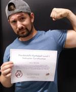 Thumbnail image of HardstyleFit Instructor Eric Bennett
