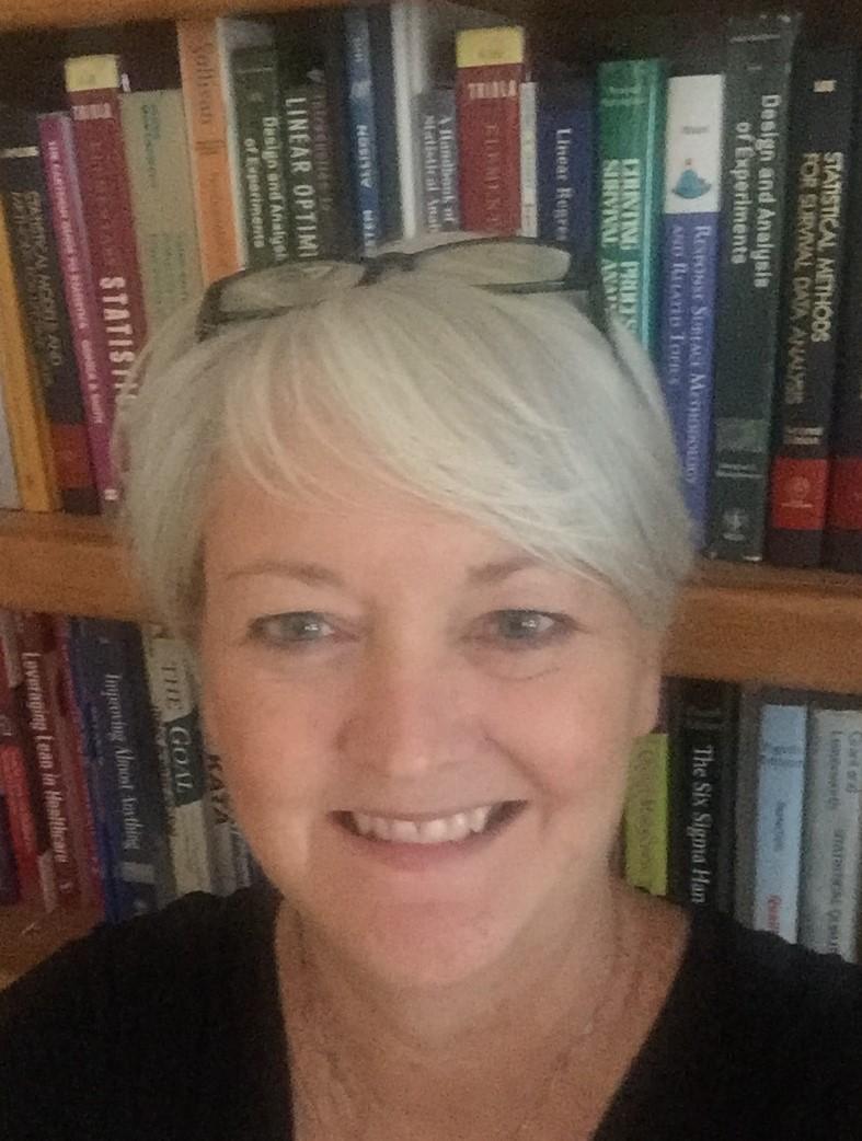 Dr. Mary McShane Vaughn head shot