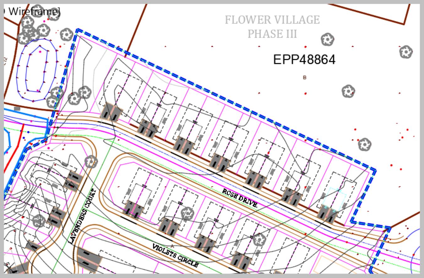 Civil 3D surface Boundary 5