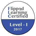 Flipped learning level 1 certification