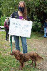 When you see Black Lives Matter, add an invisible TOO.
