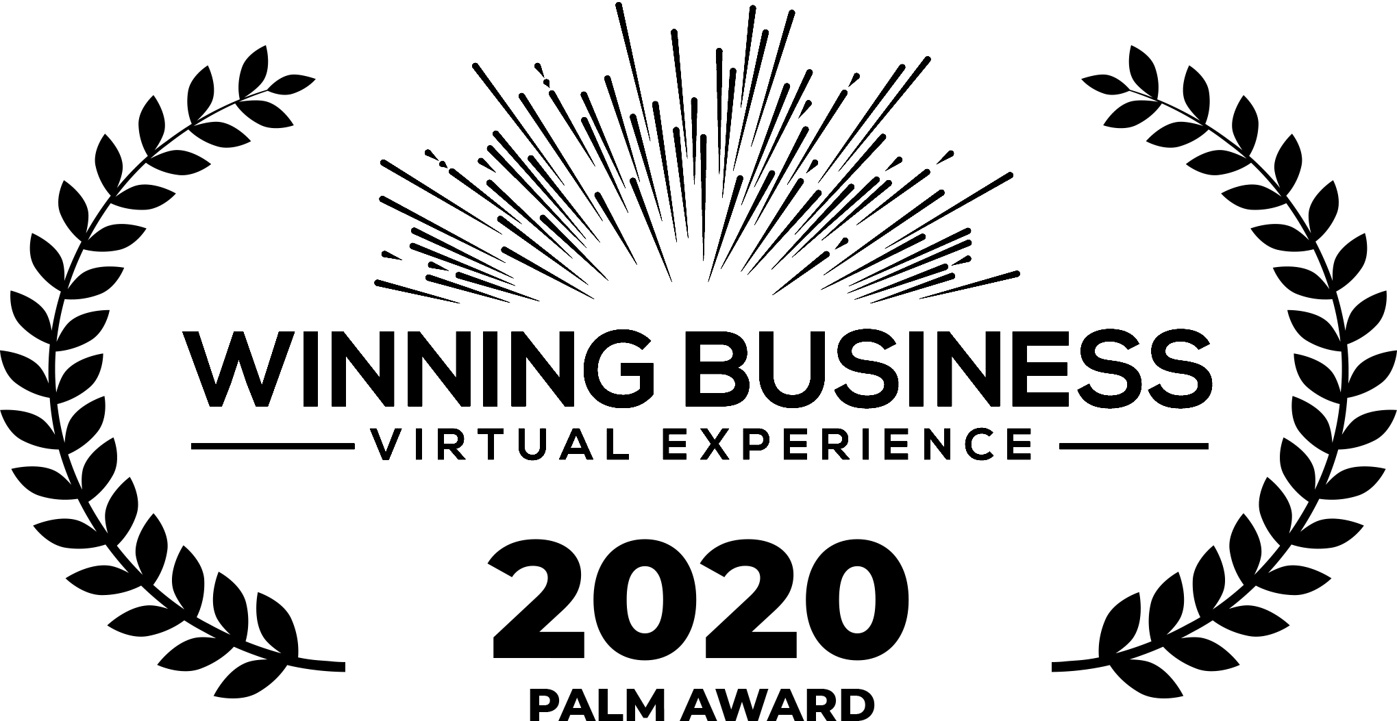 Winner of the APMP Winning Business Virtual Experience Palm Award given to the 4 must-see presentations