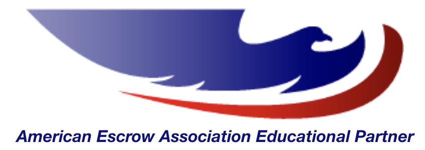 Loan Signing System American Escrow Association Educational Partner