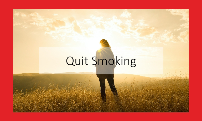 quit smoking audio course