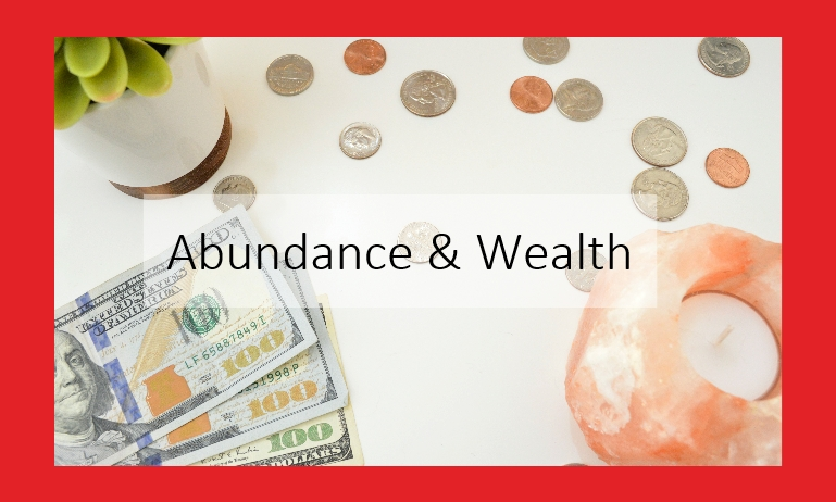 abundance and wealth audio course