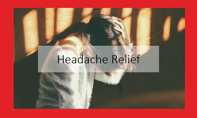 headache relief audio course