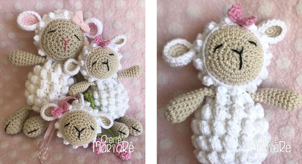Mini Amigurumi Cow Free Crochet Pattern | Crochet cow, Crocheted ... | 523x960