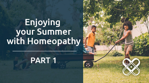 enjoying your summer with homeopathy part 1 2 3