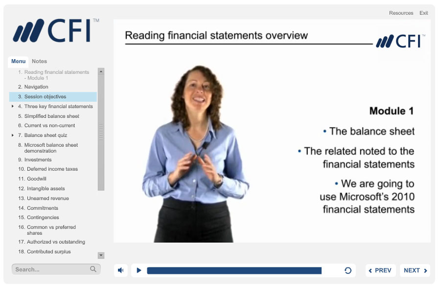 how to read financial statements 101