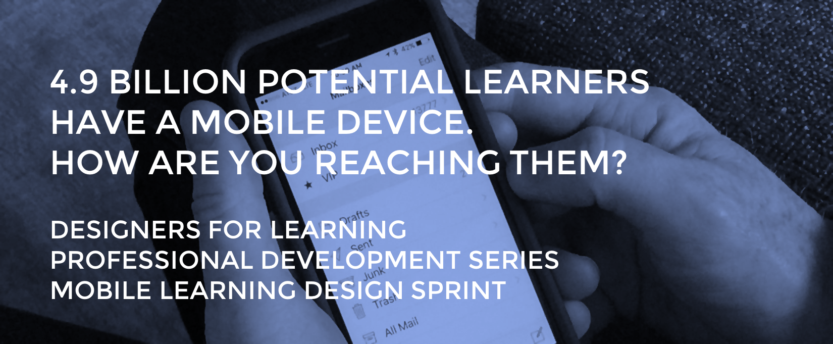 How are your reaching mobile learners?