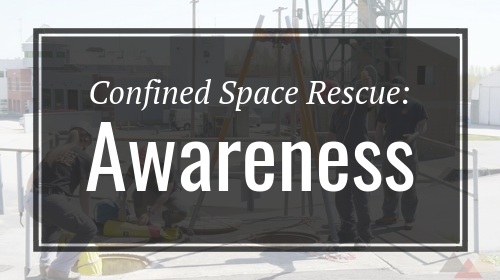 Confined Space Rescue 1: Awareness - Rigging Lab Academy