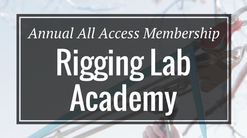 Annual All Access Membership - Rigging Lab Academy