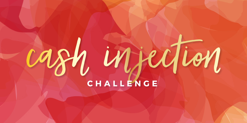 Cash Injection Challenge