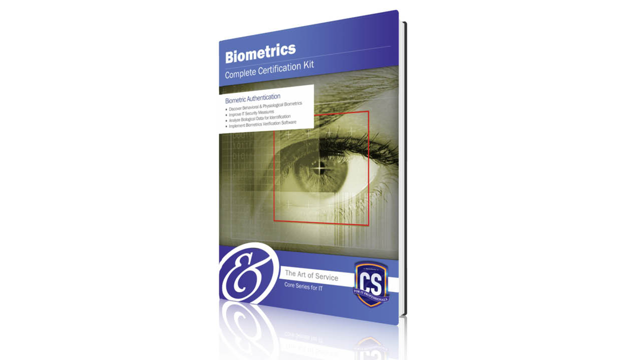 Biometrics Complete Certification Course