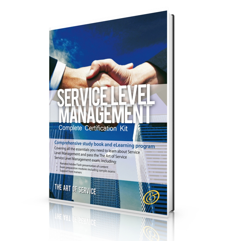 Slo test study guide ebook array service level management complete certification course slm rh theartofservice org fandeluxe Gallery
