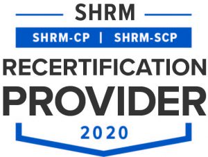 SHRM Recertification Provider CP SCP Seal 2020 002