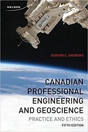 Engineers in Canada -Professional Practice Examination-Recommended books.