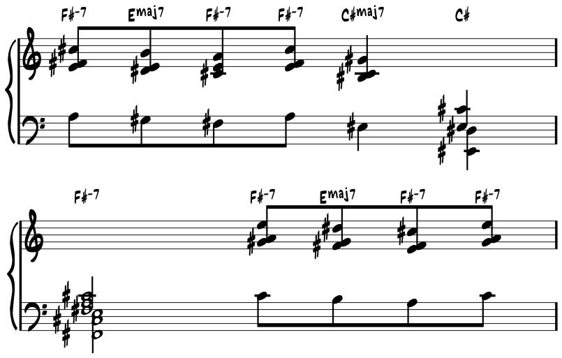 Mini Lessons Jazzpianoonline