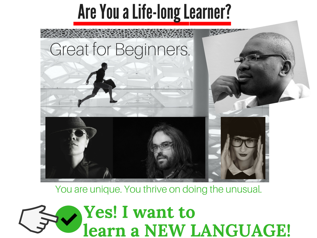 welcome life-long learners
