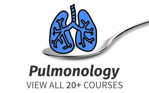 pulmonology medical courses